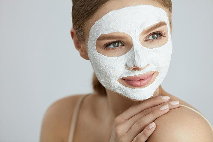 Maska intensywnie nawilżająca do skóry suchej