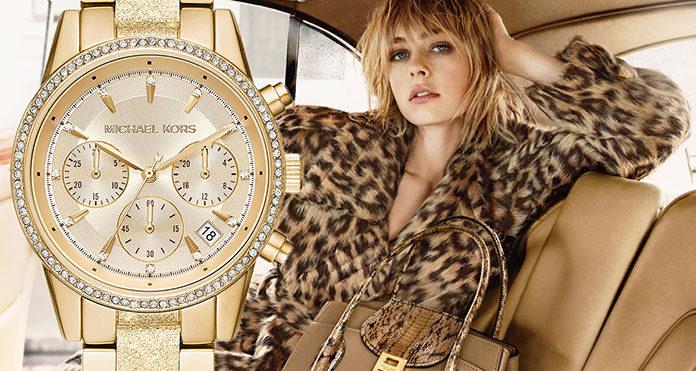 Niezwykłe zegarkowe nowości od marki Michael Kors
