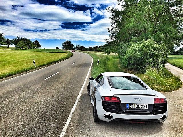 Audi akcesoria