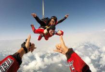 Obostrzenia w skokach spadochronowych