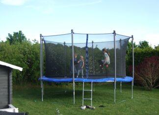 jakie dodatki do trampoliny kupić?